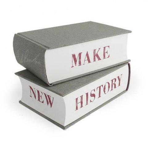 make a new history